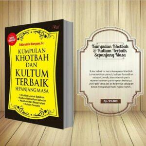 Buku Kumpulan Khotbah dan Kultum Terbaik Murah di Sukoharjo